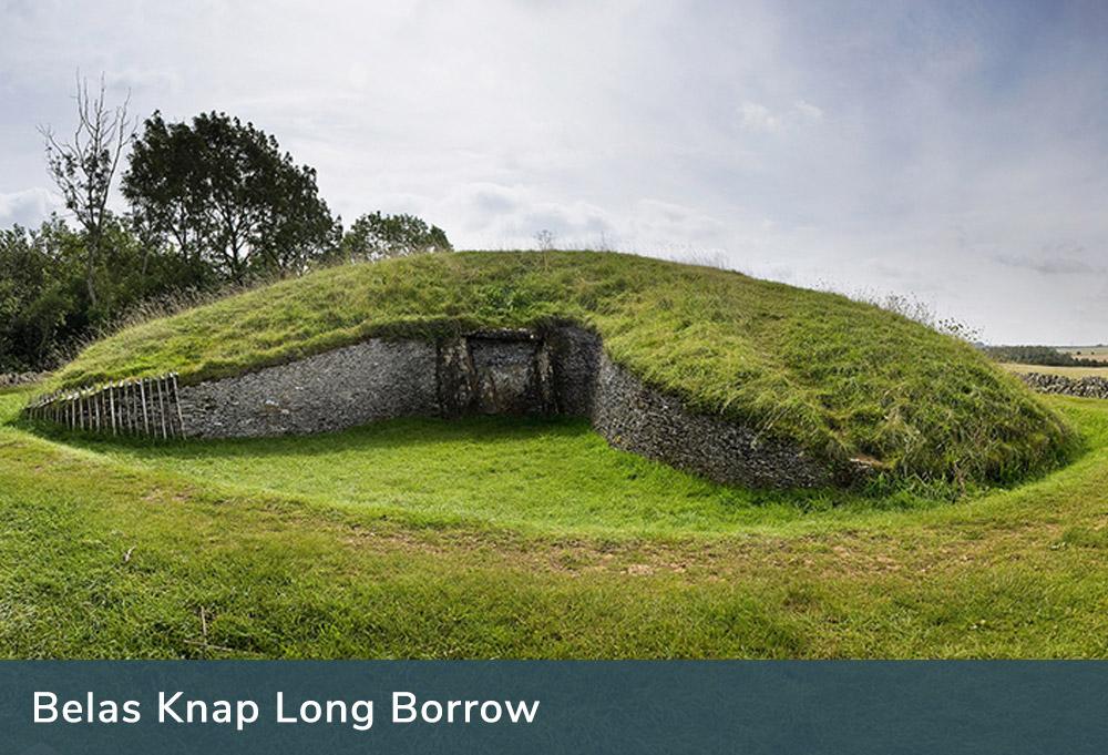Belas Knap Long Borrow