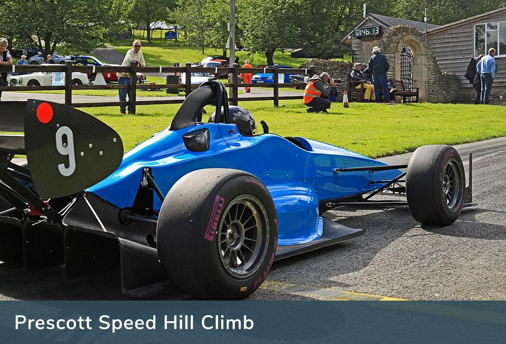 Prescott Hill Climb
